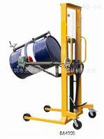 供应布吉液压油桶车、400kg手推液压油桶车、顺旺发液压油桶搬运车