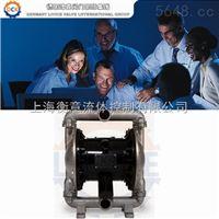 原装进口不锈钢气动隔膜泵