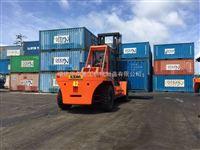集装箱30吨叉车批发价格厂家报价 30吨集装箱叉车厂家联系电话