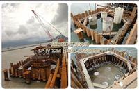 秦皇岛钢板桩施工单位,衡水拉森钢板桩施工队,打拔拉森钢板桩施工公司